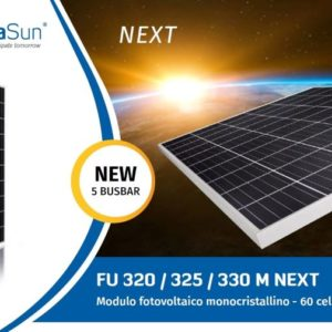 FuturaSun 60m 320-330W 5bb next it
