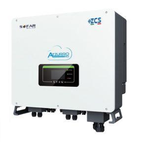 IAI2 ZCS AZZURRO - Inverter per Accumulo Ibrido Trifase 10000-20000